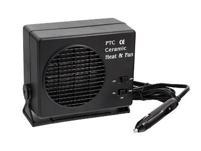 Keramický topný ventilátor + dárek