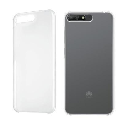 Ochranný kryt pro Huawei Y6 2018 PC transparentní