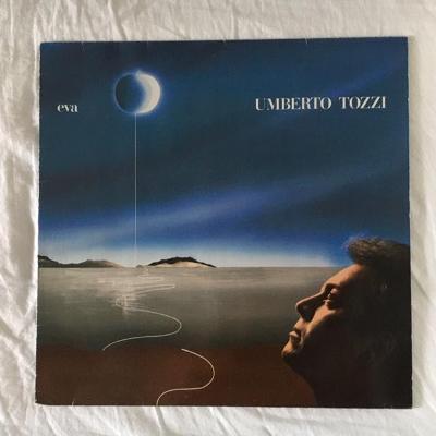 Umberto Tozzi – Eva LP vinyl