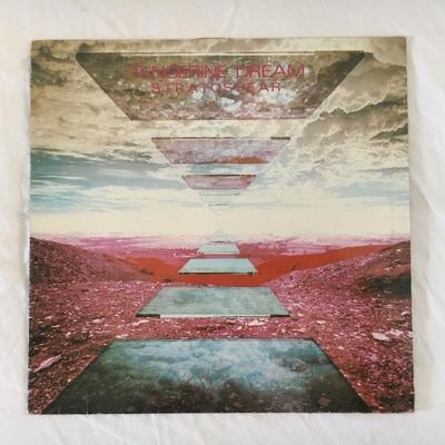 Tangerine Dream – Stratosfear LP vinyl