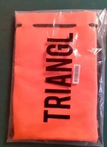 Triangl - praktický batoh k vodě