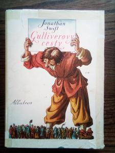 Gulliverovy cesty Jonathan Swift