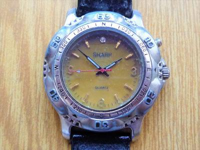 Náramkové hodinky SHARP quartz #89-45