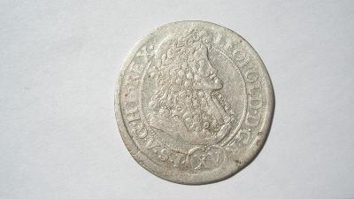 Leopold I. XV krejcar 1692 KB