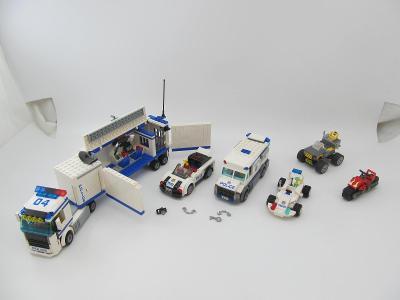lego  Policejní  zásahové vozidlo
