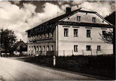 Bruntál T474 Petrovice Hotel Jednoty