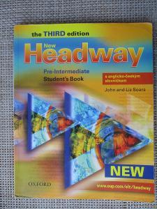 Soars Liz & John - New Headway Pre-Intermediate Student's Book