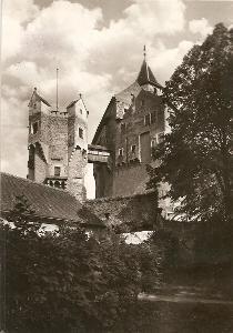 PERNŠTEJN - hrad - Brno-venkov