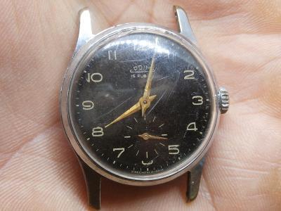 Staré hodinky PRIM hezké