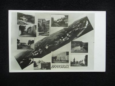 Bransouze - okénková, pr. cca 1930