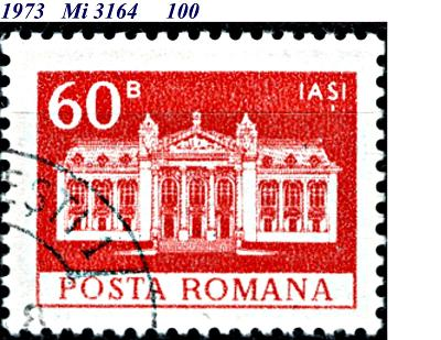 Rumunsko 1973, Národní divadlo Iasi