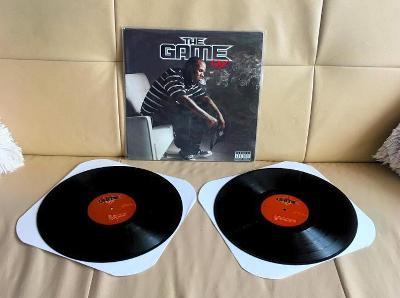 2LP- THE GAME - L.A.X. (album)´2008 USA Pressing TOP STAV !!!