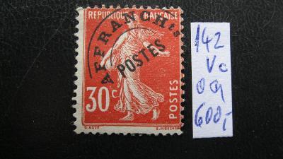 Francie - čistá známka katalogové číslo 142 Vc bez lepu