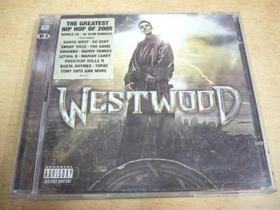 2 CD-SET WESTWOOD The Greatest Hip Hop of 2005 (Kanye West, Snoop Dogg