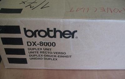 Duplexní jednotka Brother DX-8000 pro tiskárny Brother HL-8050n
