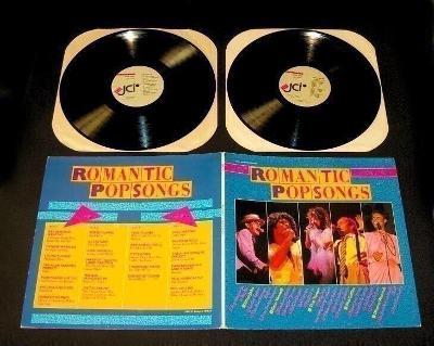 2LP- ROMANTIC POPSONGS - Ballad Hits (USA) NM