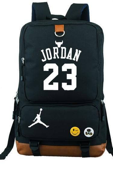 Michael Jordan - basketbalová taška / školní batoh NBA Chicago Bulls