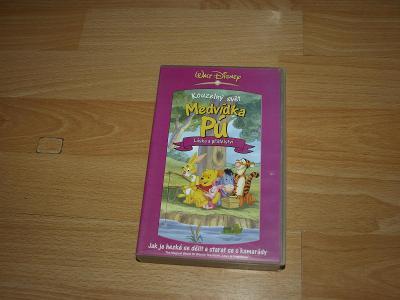 Kouzelný svět Medvídka PÚ VHS*
