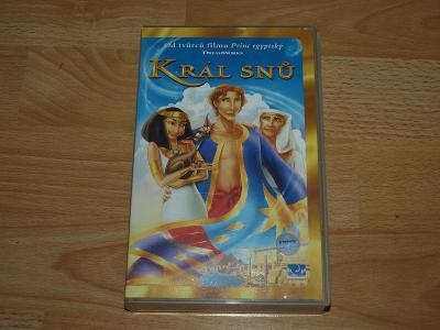Král snů VHS