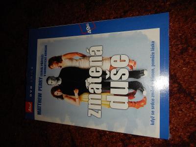 Zmatená duše DVD