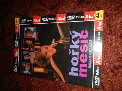 Hořký měsíc DVD
