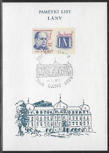 PAL Lány 1992 Jan Masaryk /ZCS-PAL.271