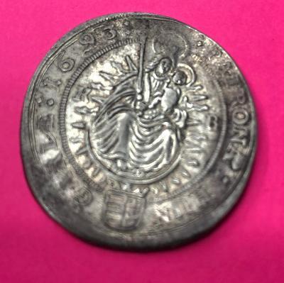 Leopold I. Krejcar XV 1693