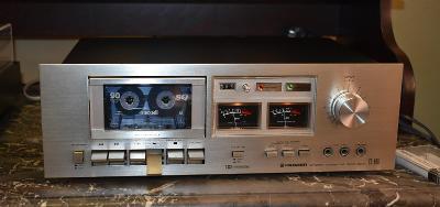 Pioneer CT-506 kazetový magnetofon (nová hlava)