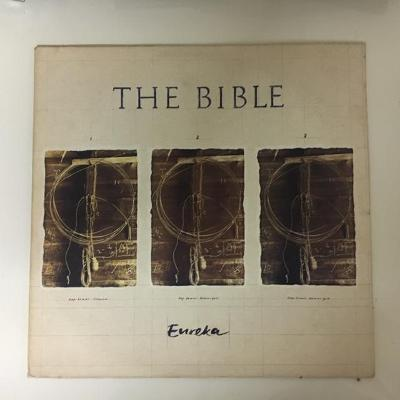 The Bible – Eureka LP vinyl