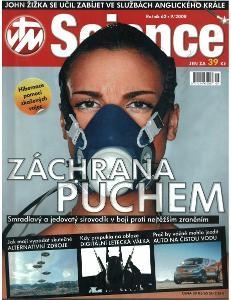 Časopis SCIENCE 9/2008