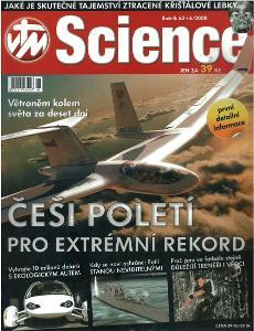 Časopis SCIENCE 6/2008