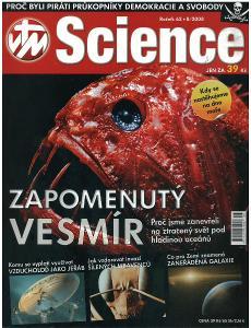 Časopis SCIENCE 8/2008