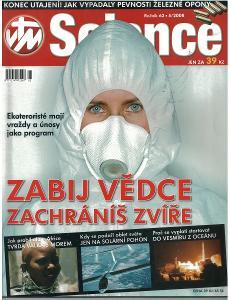 Časopis SCIENCE 5/2008