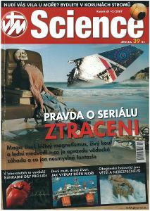 Časopis SCIENCE 2/2007