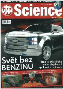 Časopis SCIENCE 4/2006