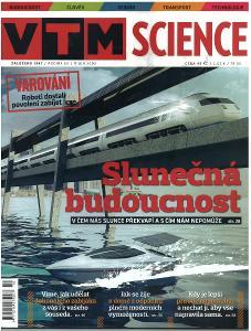 Časopis VTM SCIENCE 10/2009