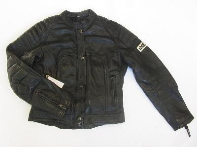 Kožená bunda dámská IXS- vel. 42 (malá)