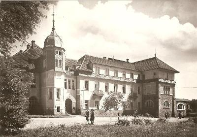 TIŠNOV - sanatorium - Brno-venkov