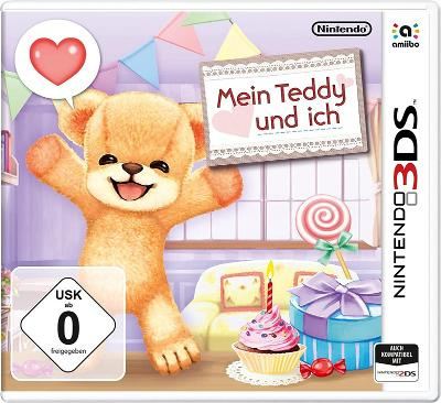Hra My Teddy and Me na Nintendo 3DS