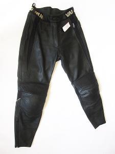 Kožené kalhoty dámské VANUCCI- vel. M/38, pas: 76 cm