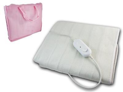 Elektrická vyhřívací deka + dárek