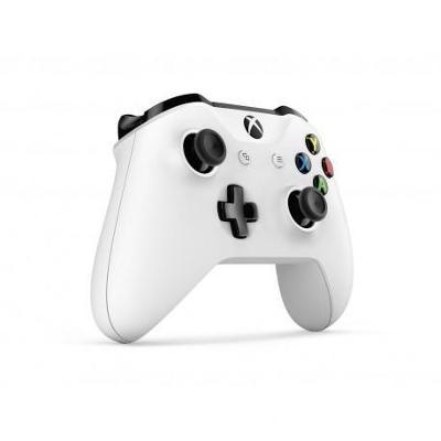 Microsoft Xbox ONE S Bezdrátový ovladač bílý **POUŽITÝ**