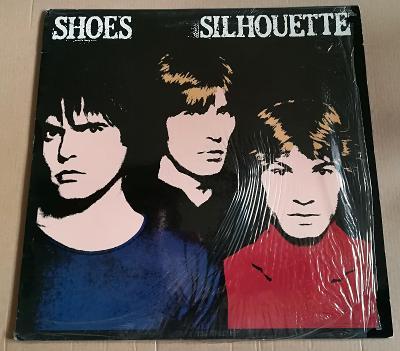 LP SHOES-SILHOUETTE/NM, TOP STAV, 1994