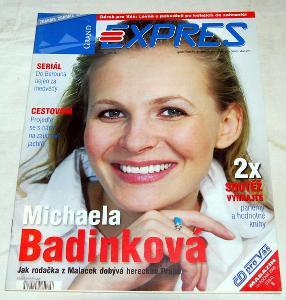 GRAND EXPRESS 5/2006 ČASOPIS VLAK ČD ŽELEZNICE KOLEJE LOKOMOTIVA