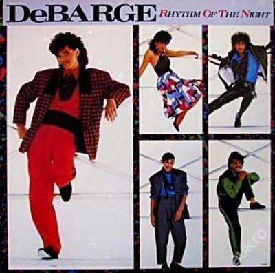 LP- DeBARGE -Rhythm Of The Night (Canada) TOP STAV