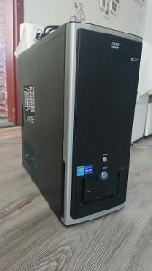 PC Intel Pent. Dual-Core, RAM 8GB, HDD 500, Nvidia GT 630 2GB, Win 10