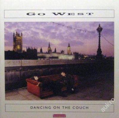 LP - GO WEST - Dancing On The Couch (USA) NOVÉ !!!