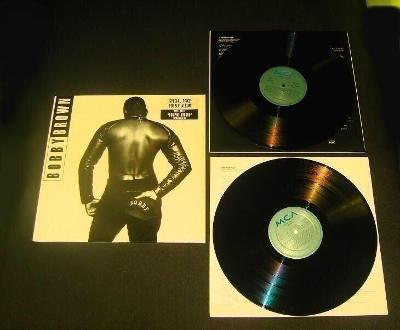 2LP - BOBBY BROWN - Bobby (album)´1992 MCA Holland