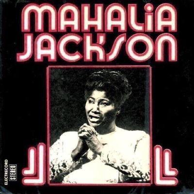 LP- MAHALIA JACKSON - Mahalia Jackson TOP STAV !!!