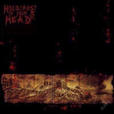 LP - HOLOCAUST IN YOUR HEAD - The Album (Hardcore)
